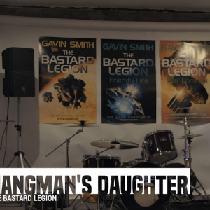 Hangman's Daughter cover artwork