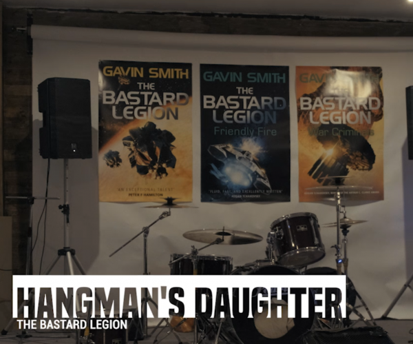 Hangman's Daughter cover artwork
